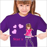 personalised tshirts