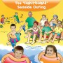 The Seaside Outing, Personalised family photo book for children