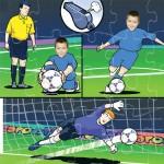 personlalised-jigsaw-football