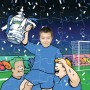 Photo Jigsaw - Football Cup Winner