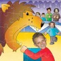 Photo Jigsaw - Lion Dare