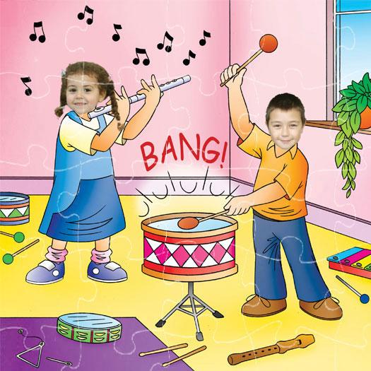 personlalised-jigsaw-music-instruments