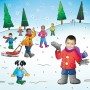Photo Jigsaw - Snow Family Outing