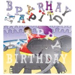 personalised-birthday-circus-elephant-ride-jigsaw