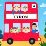 personalised-wooden-jigsaw-red-bus
