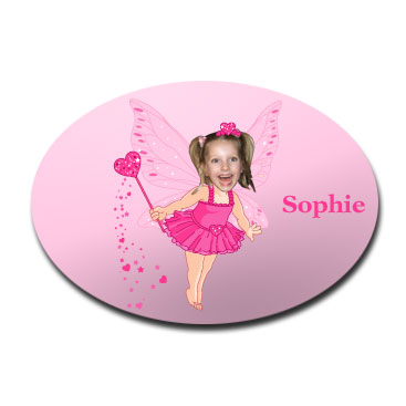 door_plaque_oval_personalised_photo_gift-fairy