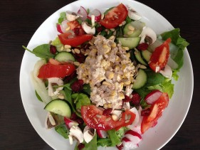 Tuna Mix salad