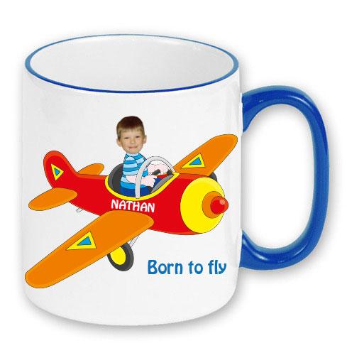 personalised-mug-plane-photo-gift