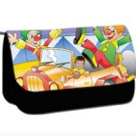 personalised-pencil-case-clown-car