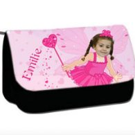 personalised pencil case fairy