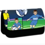 Pencil Case - Football Penalty