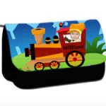 Pencil Case - Train