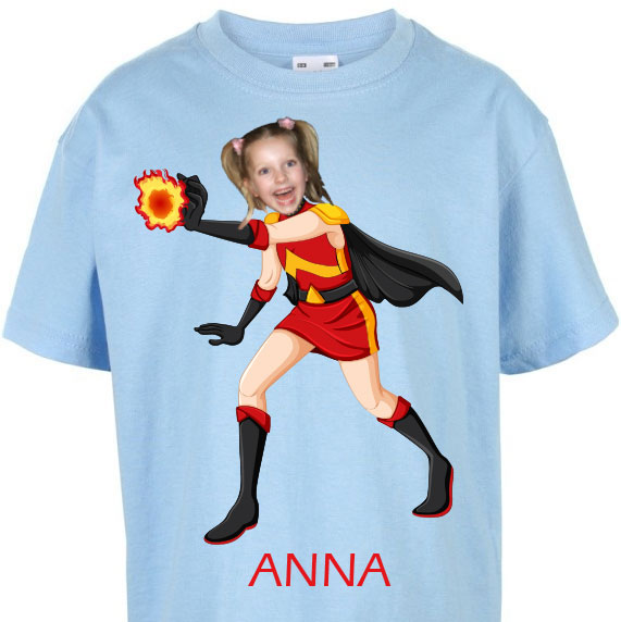 kids_tshirt_personalised_photo_gift-superheroes_firegirl