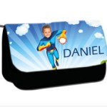 Pencil Case - FlyBoy Superheroes