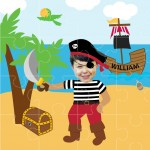 Photo Jigsaw - Pirate