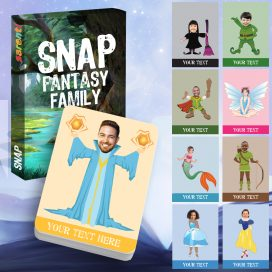 Snap magical Fantasy Family