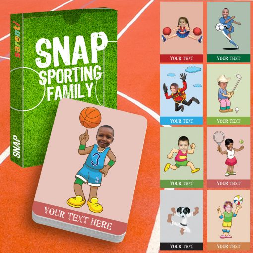 Snap Sporting Family