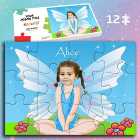 Fairy 12 piece Jigsaw puzzle