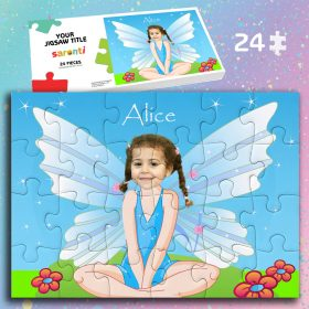 Fairy 24 piece Jigsaw puzzle