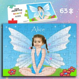 fairy 63 piece Jigsaw puzzle