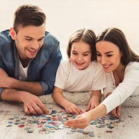 Family Personalised Jigsaws