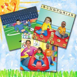 Personalised Preschool & Nursery Books