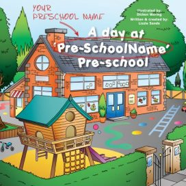 Preschool Book cover