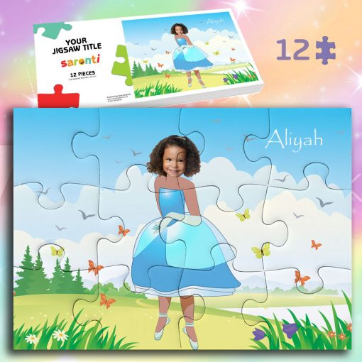 Princess 12 piece Jigsaw puzzle