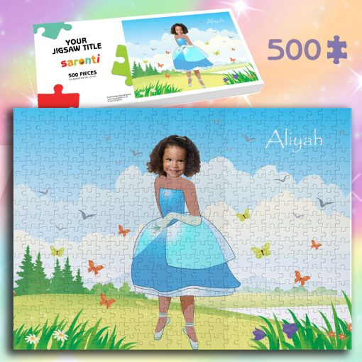 Princess 500 piece Jigsaw puzzle