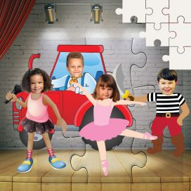 Character Personalised Jigsaws
