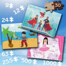 Browse Jigsaws by Type