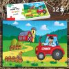Tractor 12 piece Jigsaw puzzle
