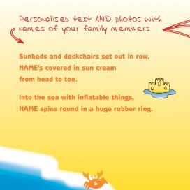 seaside book text page