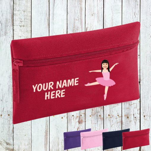 re ballerina pencil case