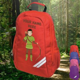 red robin hood backpack