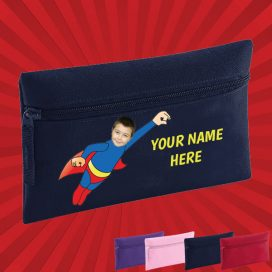 navy wonderkid pencil case