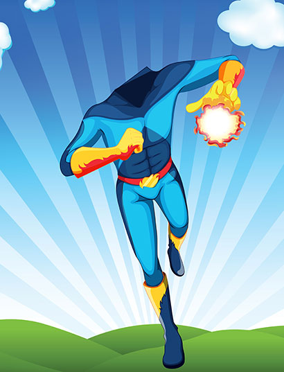 create your own personalised picture boy superhero