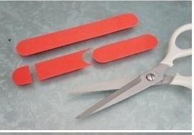 Cut out craft sticks