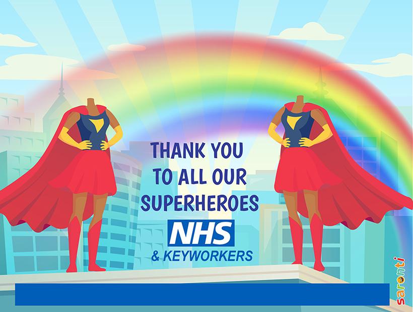 Personalised-picture-NHS_Keyworkers_Superheroes_2-females_D