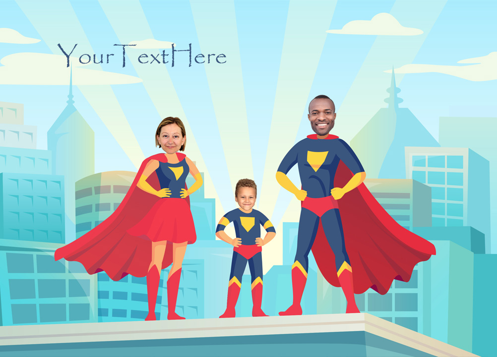 create-your-own-superheroes-family-1-child