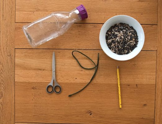 bird feeder equipment