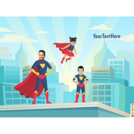 personalised-picture-family-superheroes-1dad-1boy-1girl