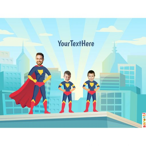 personalised-picture-family-superheroes-1dad-2boy