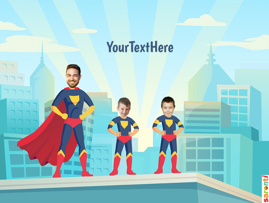 personalised-picture-family-superheroes-1dad-2boys