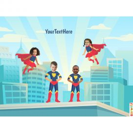 personalised-picture-family-superheroes-2boys-2girls_mixed