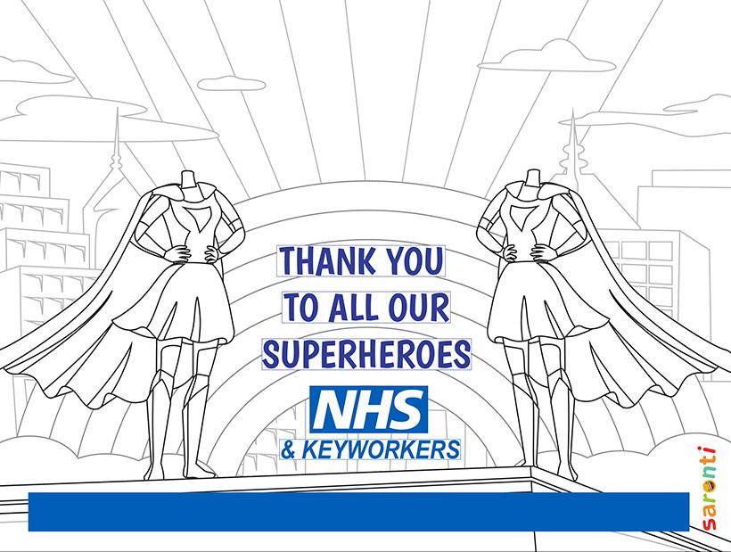 personalised_Coloring_NHS_Keyworkers_Superheroes_2-females