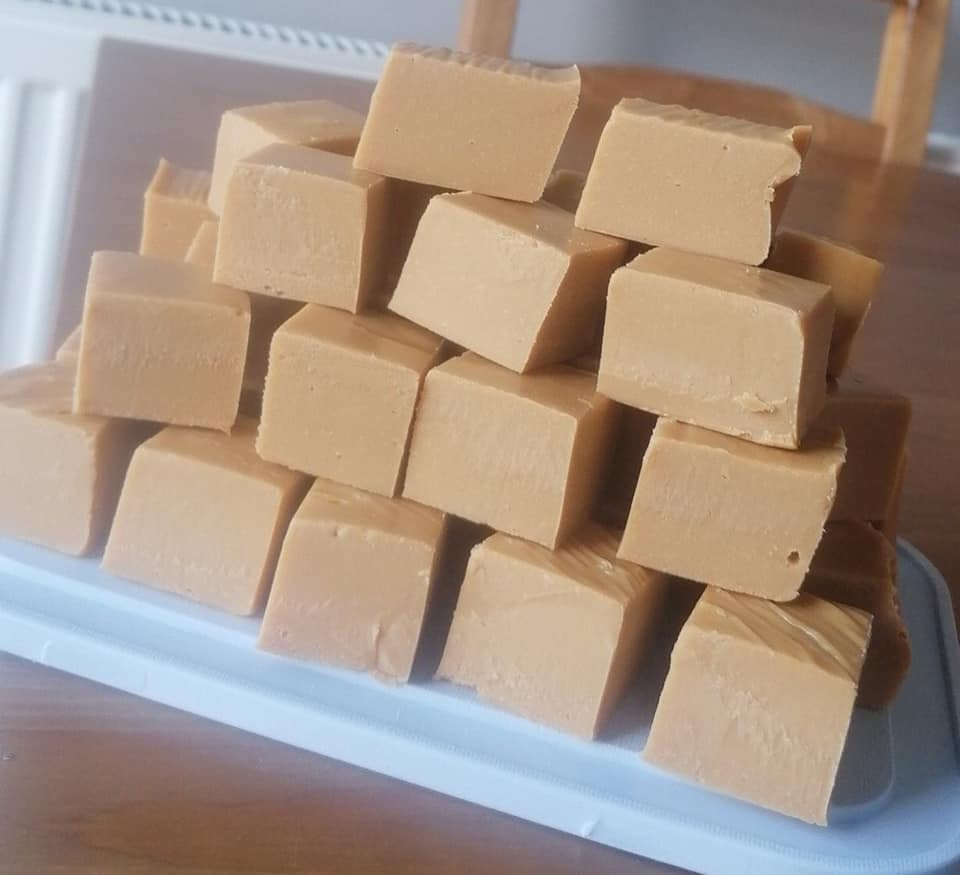 toffee fudge recipe