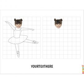 Create-your-own-personalised-copy-the-picture-ballerina