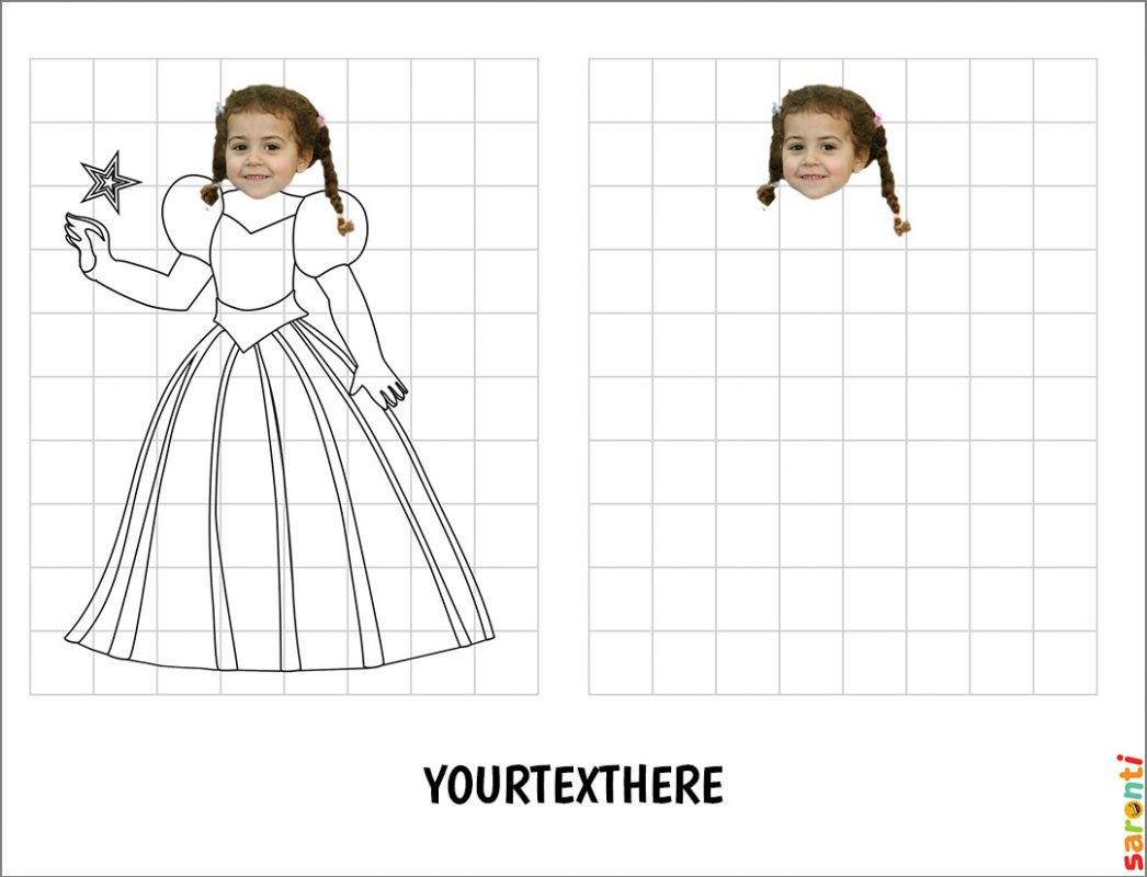 Create-your-own-personalised-copy-the-picture-princess
