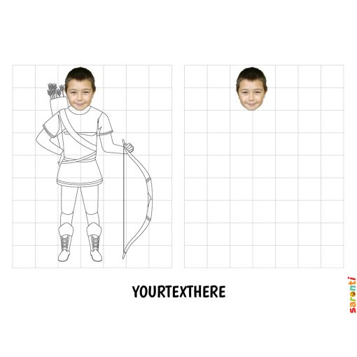 Create-your-own-personalised-copy-the-picture-robin-hood
